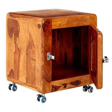 Fridge Bedside Table Cabinets & Sideboards Smithers of Stamford £395.00 Store UK, US, EU, AE,BE,CA,DK,FR,DE,IE,IT,MT,NL,NO,ES,SE