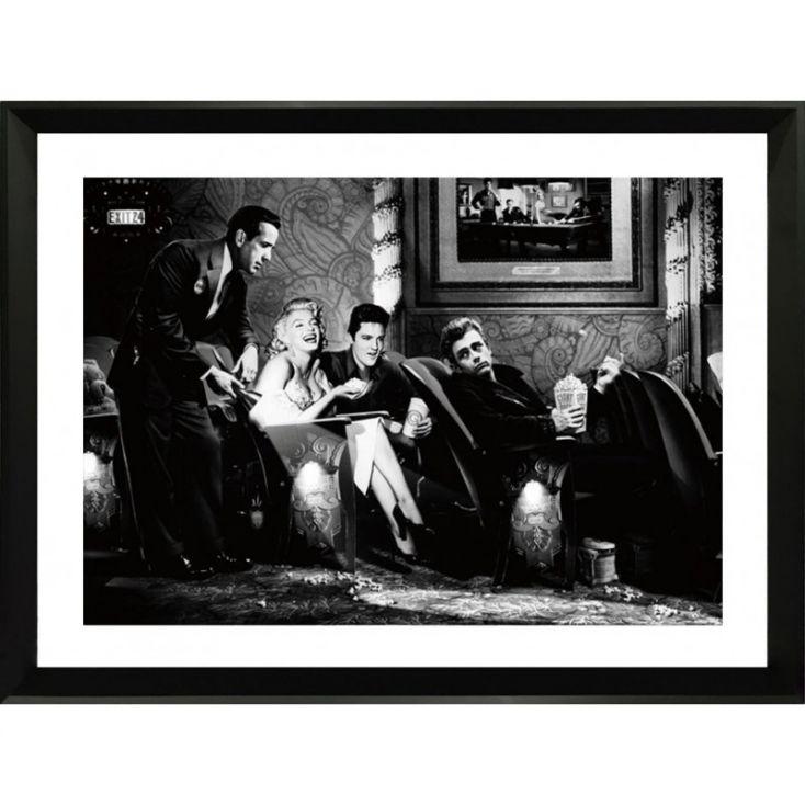 James Dean & Elvis Wall Art Retro Gifts £ 75.00 Store UK, US, EU, AE,BE,CA,DK,FR,DE,IE,IT,MT,NL,NO,ES,SE