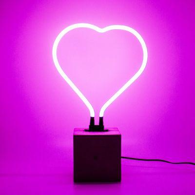 Neon LOVE HEART