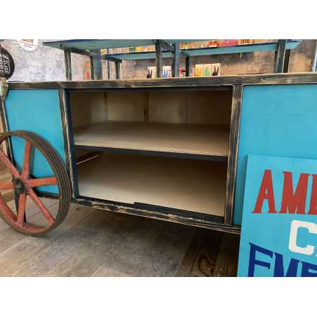American Candy Sweet Cart Storage Furniture Smithers of Stamford £2,500.00 Store UK, US, EU, AE,BE,CA,DK,FR,DE,IE,IT,MT,NL,NO...