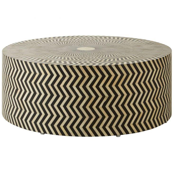Monochrome Bone Coffee Table Retro Furniture £ 2,300.00 Store UK, US, EU, AE,BE,CA,DK,FR,DE,IE,IT,MT,NL,NO,ES,SE