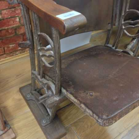 Vintage Twin Theater Seat Home Smithers of Stamford £ 680.00 Store UK, US, EU, AE,BE,CA,DK,FR,DE,IE,IT,MT,NL,NO,ES,SE