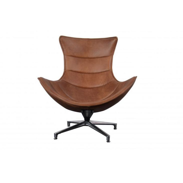 Costello Tan Leather Accent Chair Retro Furniture Smithers of Stamford £ 994.00 Store UK, US, EU, AE,BE,CA,DK,FR,DE,IE,IT,MT,...