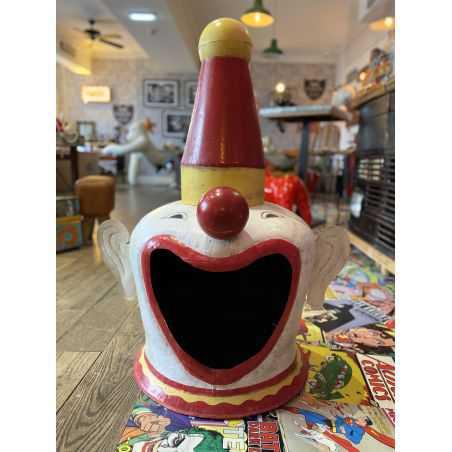Clown Head Retro Ornaments  £699.00 Store UK, US, EU, AE,BE,CA,DK,FR,DE,IE,IT,MT,NL,NO,ES,SE