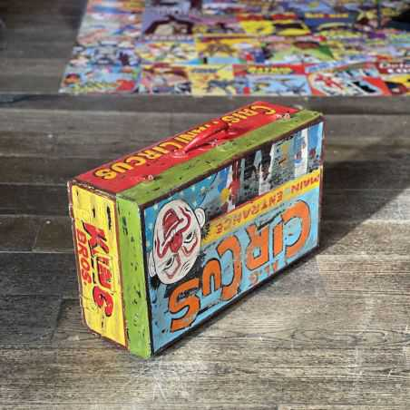 CIRCUS Clown Storage Trunk Trunk Chests Smithers of Stamford £ 119.00 Store UK, US, EU, AE,BE,CA,DK,FR,DE,IE,IT,MT,NL,NO,ES,SE