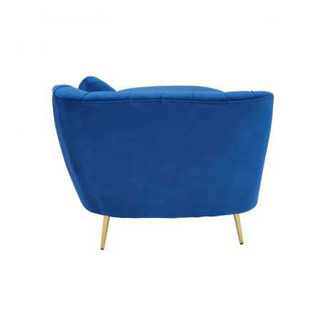 Blue Chaise Longues Designer Furniture Smithers of Stamford £ 1,130.00 Store UK, US, EU, AE,BE,CA,DK,FR,DE,IE,IT,MT,NL,NO,ES,SE
