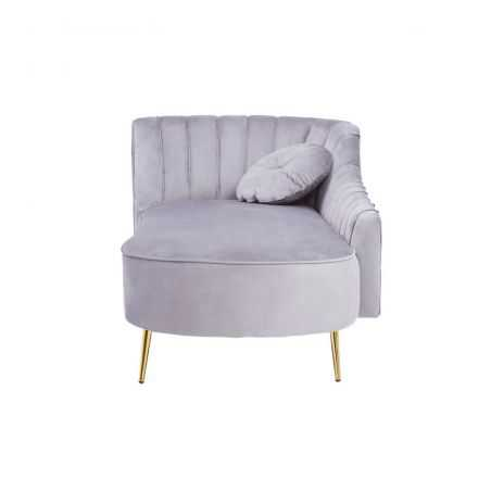 Grey Chaise Longues Designer Furniture Smithers of Stamford £ 1,130.00 Store UK, US, EU, AE,BE,CA,DK,FR,DE,IE,IT,MT,NL,NO,ES,SE