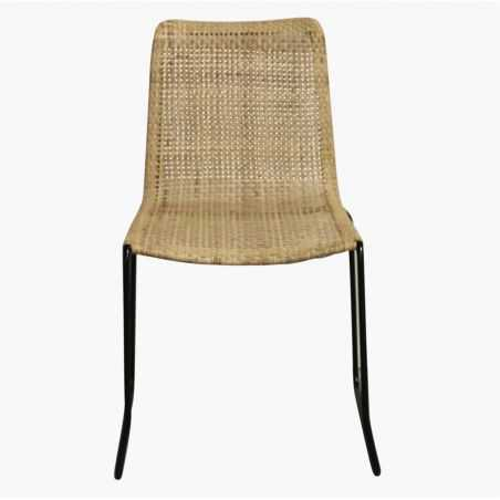 Outdoor Woven Dining Chair Retro Furniture Smithers of Stamford £ 225.00 Store UK, US, EU, AE,BE,CA,DK,FR,DE,IE,IT,MT,NL,NO,E...