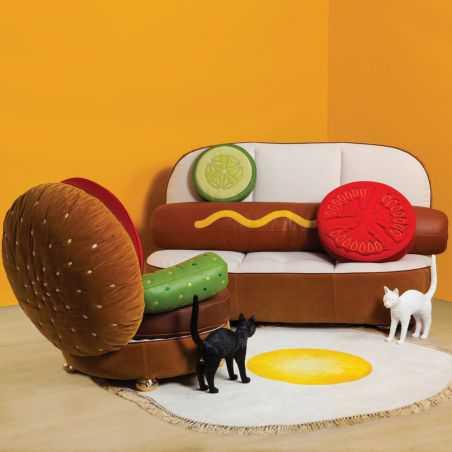 Burger Chair Seletti Seletti £5,680.00 Store UK, US, EU, AE,BE,CA,DK,FR,DE,IE,IT,MT,NL,NO,ES,SE