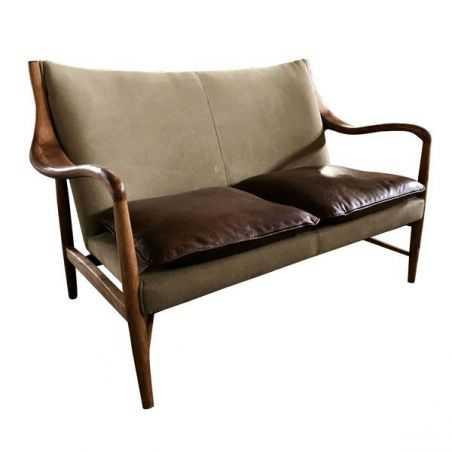 Salisbury Leather Sofa Sofas and Armchairs  £ 1,396.00 Store UK, US, EU, AE,BE,CA,DK,FR,DE,IE,IT,MT,NL,NO,ES,SE