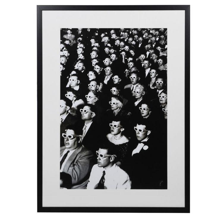 Hollywood 3D Glasses Framed Picture Vintage Wall Art £ 230.00 Store UK, US, EU, AE,BE,CA,DK,FR,DE,IE,IT,MT,NL,NO,ES,SE