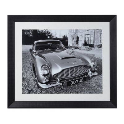 007 James Bond Aston Martin DB5