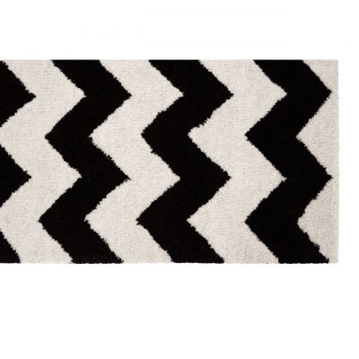 Monochrome Stripe Rug