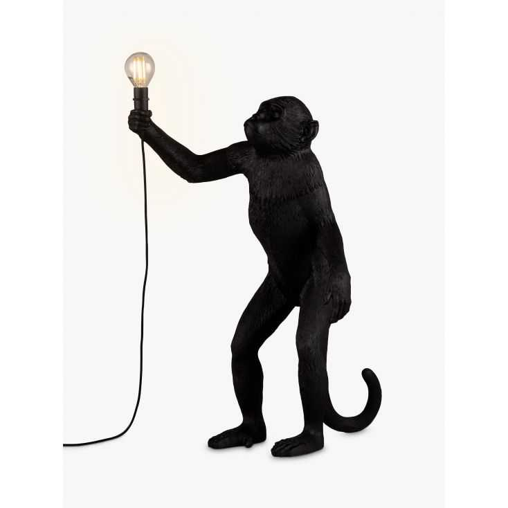Standing Monkey Lamp Seletti Smithers of Stamford £284.00 Store UK, US, EU, AE,BE,CA,DK,FR,DE,IE,IT,MT,NL,NO,ES,SE