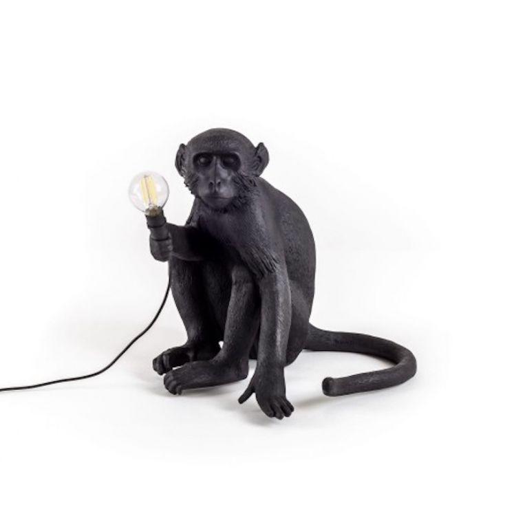 Sitting Monkey Lamp Seletti Smithers of Stamford £ 225.00 Store UK, US, EU, AE,BE,CA,DK,FR,DE,IE,IT,MT,NL,NO,ES,SE