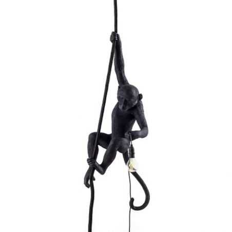 Ceiling Monkey Lamp Seletti Smithers of Stamford £289.00 Store UK, US, EU, AE,BE,CA,DK,FR,DE,IE,IT,MT,NL,NO,ES,SE
