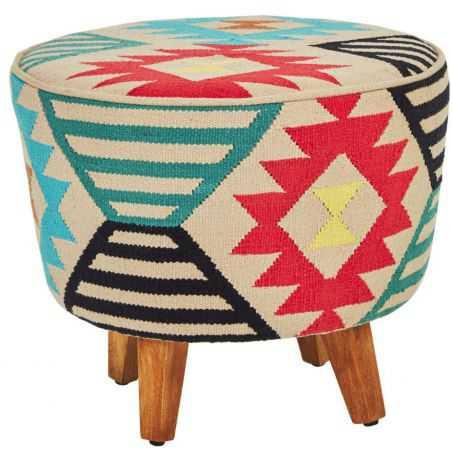 Nazca Footstool Designer Furniture  £ 220.00 Store UK, US, EU, AE,BE,CA,DK,FR,DE,IE,IT,MT,NL,NO,ES,SE