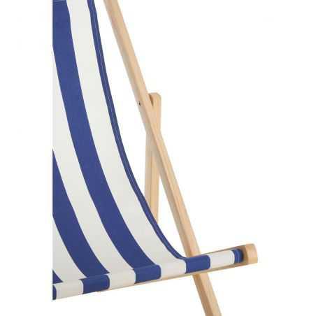 Vintage Style Stripe Deck Chair Outdoor Furniture  £ 90.00 Store UK, US, EU, AE,BE,CA,DK,FR,DE,IE,IT,MT,NL,NO,ES,SE