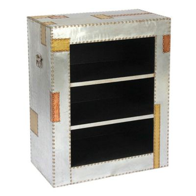 Dakota Industrial Bookcase