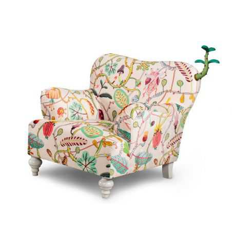 Botanical Diva Armchairs Sofas and Armchairs Smithers of Stamford £1,480.00 Store UK, US, EU, AE,BE,CA,DK,FR,DE,IE,IT,MT,NL,N...