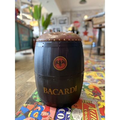 Bacardi Barrel Stool