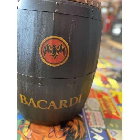 Bacardi Barrel Stool Man Cave Furniture & Decor  £200.00 Store UK, US, EU, AE,BE,CA,DK,FR,DE,IE,IT,MT,NL,NO,ES,SE