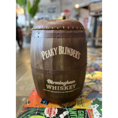 Peaky Blinders Barrel Stool