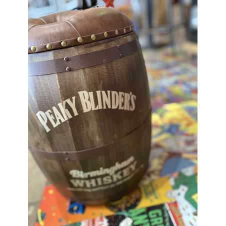 Peaky Blinders Barrel Stool Man Cave Furniture & Decor  £200.00 Store UK, US, EU, AE,BE,CA,DK,FR,DE,IE,IT,MT,NL,NO,ES,SE