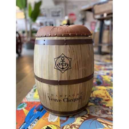 Veuve Clicquot Barrel Stool Man Cave Furniture & Decor  £200.00 Store UK, US, EU, AE,BE,CA,DK,FR,DE,IE,IT,MT,NL,NO,ES,SE
