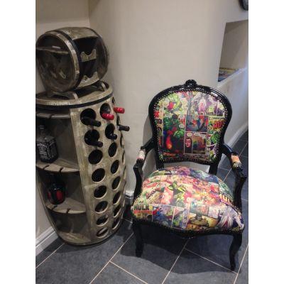 Hulk Comic Chair