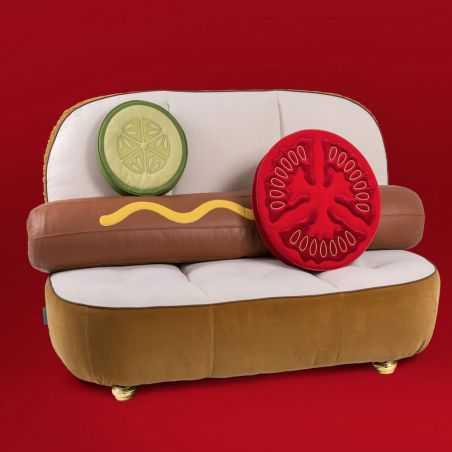 Hotdog Sofa Seletti Seletti £6,980.00 Store UK, US, EU, AE,BE,CA,DK,FR,DE,IE,IT,MT,NL,NO,ES,SE