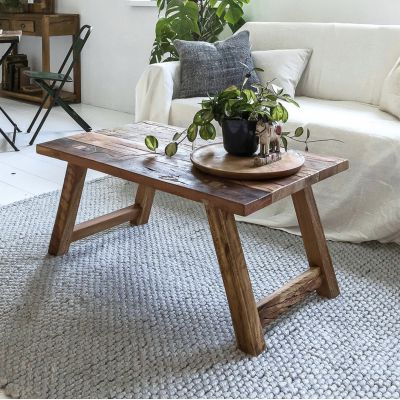 Farm Wood Coffee Table