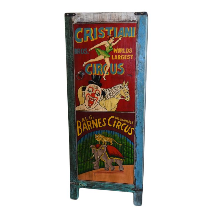 Carnival Clown Storage Cabinet Storage Furniture Smithers of Stamford £ 650.00 Store UK, US, EU, AE,BE,CA,DK,FR,DE,IE,IT,MT,N...