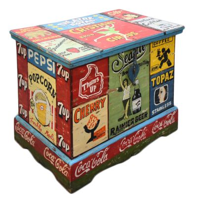 Circus Storage Trunk Chest