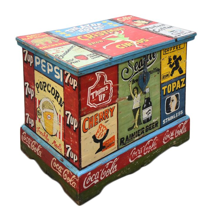 Circus Storage Trunk Chest Storage Furniture Smithers of Stamford £ 550.00 Store UK, US, EU, AE,BE,CA,DK,FR,DE,IE,IT,MT,NL,NO...