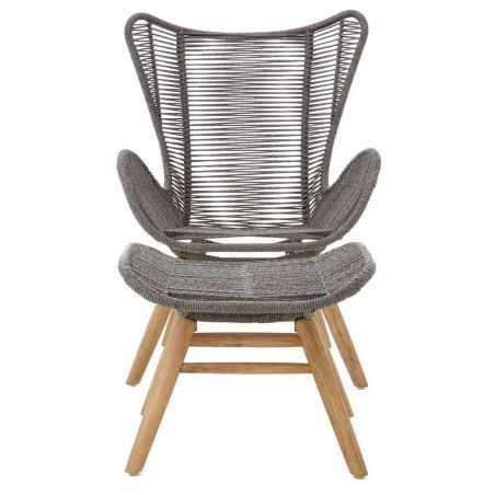 Stavanger Lounge Chair & Footstool Designer Furniture  £755.00 Store UK, US, EU, AE,BE,CA,DK,FR,DE,IE,IT,MT,NL,NO,ES,SE