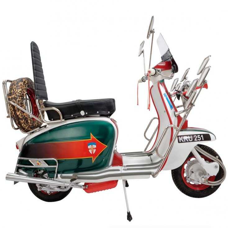Jimmy's Scooter Quadrophenia Comic And Film £ 15,000.00 Store UK, US, EU, AE,BE,CA,DK,FR,DE,IE,IT,MT,NL,NO,ES,SE