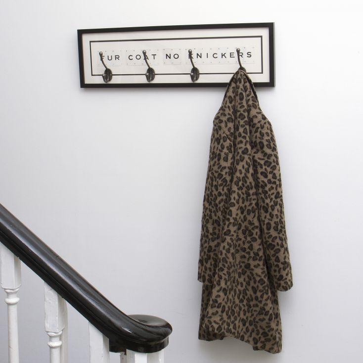 Fur Coat No Knickers Coat Peg Coat Hooks Smithers of Stamford £ 150.00 Store UK, US, EU, AE,BE,CA,DK,FR,DE,IE,IT,MT,NL,NO,ES,SE
