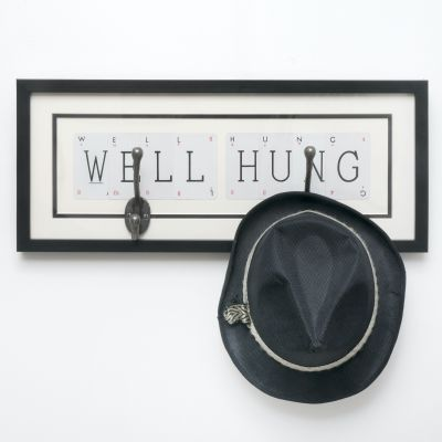 Well Hung Coat Peg