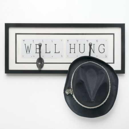 Well Hung Coat Peg Coat Hooks Smithers of Stamford £75.00 Store UK, US, EU, AE,BE,CA,DK,FR,DE,IE,IT,MT,NL,NO,ES,SE