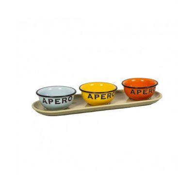 French Brasserie Appetiser Bowls