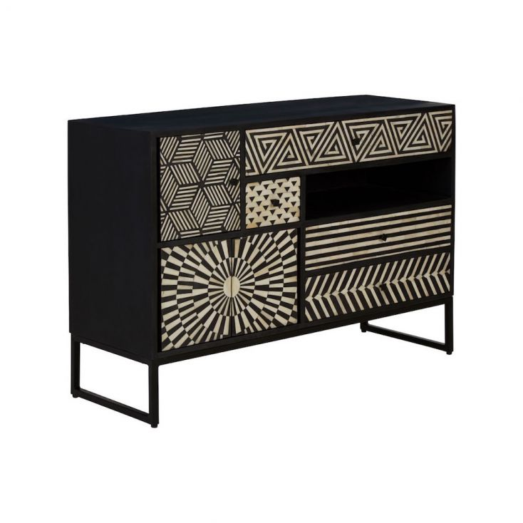 Monochrome Sideboard Cabinets & Sideboards £ 1,230.00 Store UK, US, EU, AE,BE,CA,DK,FR,DE,IE,IT,MT,NL,NO,ES,SE