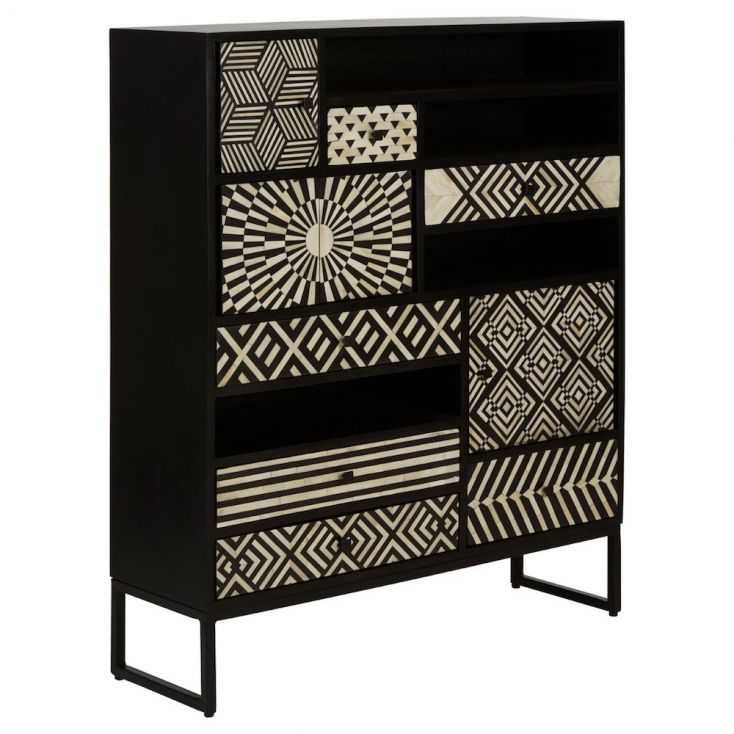 Monochrome Tall Cabinet Cabinets & Sideboards  £1,715.00 Store UK, US, EU, AE,BE,CA,DK,FR,DE,IE,IT,MT,NL,NO,ES,SE