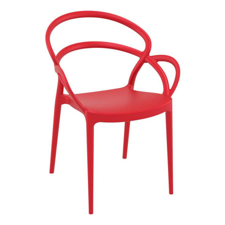 Mila Bistro Stacking Chair Outdoor Furniture Smithers of Stamford £ 112.00 Store UK, US, EU, AE,BE,CA,DK,FR,DE,IE,IT,MT,NL,NO...