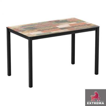 Beach Hut Dining Table Outdoor Furniture Smithers of Stamford £ 267.00 Store UK, US, EU, AE,BE,CA,DK,FR,DE,IE,IT,MT,NL,NO,ES,SE