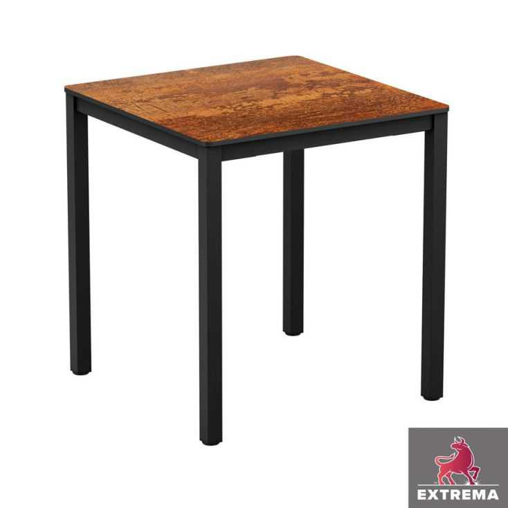 Copper Effect Dining Table Outdoor Furniture Smithers of Stamford £ 267.00 Store UK, US, EU, AE,BE,CA,DK,FR,DE,IE,IT,MT,NL,NO...