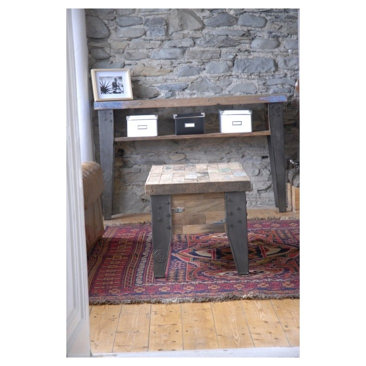 New York Loft Console Table Vintage Industrial Smithers of Stamford £ 498.00 Store UK, US, EU, AE,BE,CA,DK,FR,DE,IE,IT,MT,NL,...