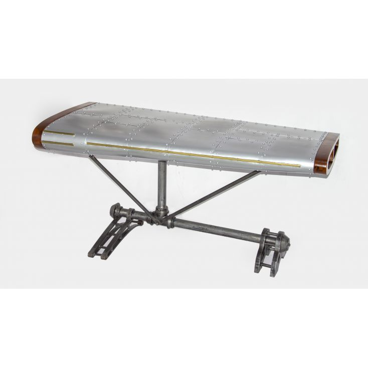 Aviator Falcon Wing Desk Aviation Furniture Smithers of Stamford £ 887.00 Store UK, US, EU, AE,BE,CA,DK,FR,DE,IE,IT,MT,NL,NO,...