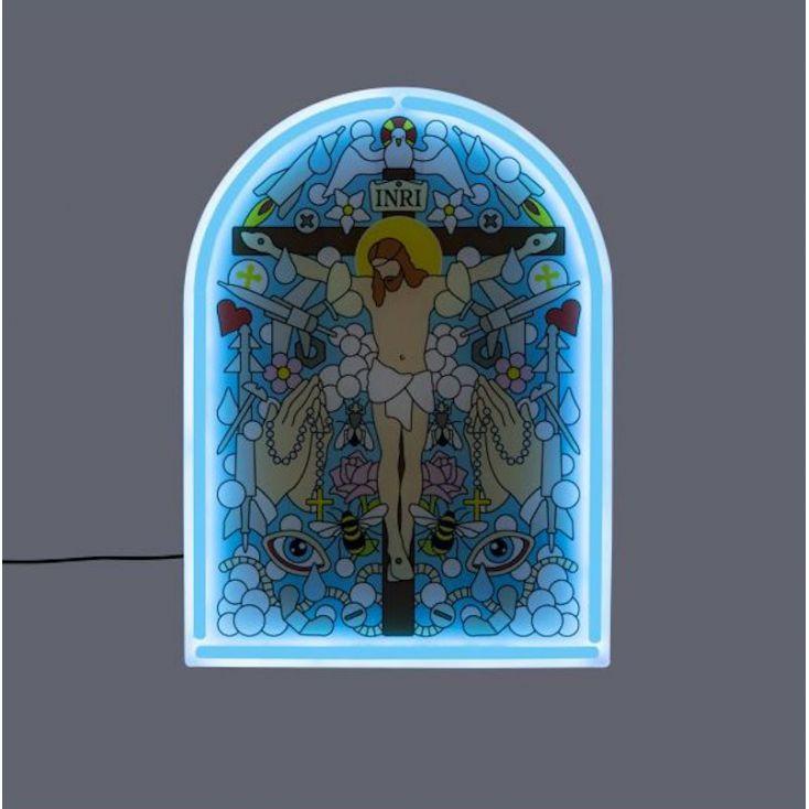 Jesus Neon Lamp Seletti Seletti £ 260.00 Store UK, US, EU, AE,BE,CA,DK,FR,DE,IE,IT,MT,NL,NO,ES,SE