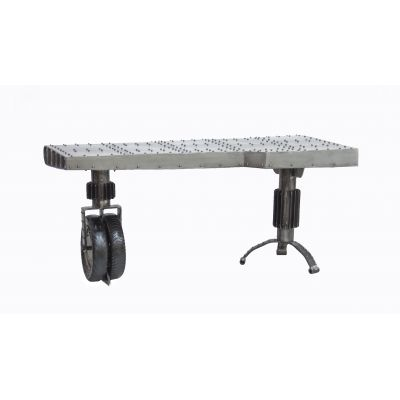 Aviator Mustang Half Wing Desk
